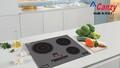 Lựa chọn giữa bếp điện từ và bếp gas âm