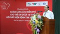 Chương trình 'Trái tim cho em' tổ chức khám miễn phí cho trẻ em tỉnh Phú Thọ