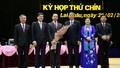 Ông Trần Tiến Dũng được bầu làm Chủ tịch UBND tỉnh Lai Châu