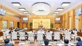 Ngày mai, khai mạc phiên họp 40 của Ủy ban Thường vụ Quốc hội