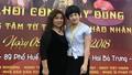 Nghệ sĩ Trần Nhượng, Thanh Hoa, Xuân Hinh góp sức xây dựng Trung tâm từ thiện