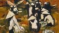 Bất ngờ với 60 tác phẩm đặc sắc của họa sĩ U80 Phạm Lực