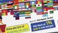 Khám phá quốc kỳ trên thế giới