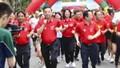 """Hồ hởi trong """"Ngày chạy Olympic vì sức khỏe toàn dân"""""""