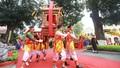 Dâng hương tưởng nhớ hiền tài tại Hoàng Thành Thăng Long