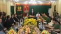 Chủ tịch nước Trần Đại Quang khen ngợi, động viên Công an tỉnh Phú Thọ