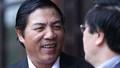 Ông Nguyễn Bá Thanh bất ngờ xuất hiện tại phiên xử bầu Kiên