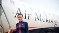 """""""Sếu đầu đỏ"""" Air Mekong bị hủy giấy phép kinh doanh"""