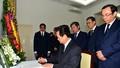 Thủ tướng Nguyễn Tấn Dũng sẽ dự Lễ truy điệu ông Lý Quang Diệu