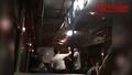 Nhân viên Cty xe điện HN đánh Phụ xe Bus khiến hành khách hoảng loạn