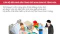 [Infographic] Đến nhà trao giấy khai sinh cho trẻ, tặng hoa mỗi sản phụ