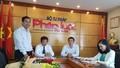 Vụ trưởng Pháp luật Quốc tế Bạch Quốc An và Q. Vụ trưởng Vụ ASEAN Vũ Hồ cung cấp nhiều thông tin hữu ích về ASEAN