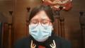 Thẩm phán xử án từ xa giữa dịch viêm phổi