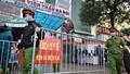 Toàn cảnh dỡ cách ly Bệnh viện Thận Hà Nội
