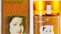 Nhau thai cừu, sữa ong chúa: chỉ nên mua hàng chính hãng