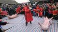 Vẫn tiến hành lễ hội chém lợn ở Bắc Ninh
