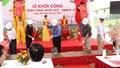 Vingroup khởi công nhà kính trồng nông sản sạch tại Tam Đảo