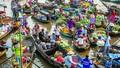 Floating Market - chợ nổi miền Tây gây ấn tượng tại Asiafest