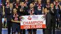 CLB Buriam United (Thái Lan) vô địch Giải bóng đá Toyota 2015