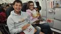 Vietjet gửi triệu lời chúc tốt lành đến hành khách ngày đầu năm mới 2016