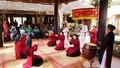 Trình diễn Hát Xoan trong Lễ hội Đền Hùng