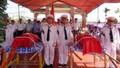 Ý Yên, Nam Định: Đón các liệt sỹ từ Tây Nguyên về đất mẹ