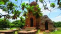 Tháp cổ Po Sah Inư và chuyện tình đẫm lệ của công chúa Chăm Pa