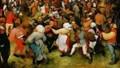 """""""Bệnh dịch"""" nhảy múa cuồng loạn đến chết ở Pháp 500 năm trước"""