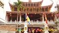 Chiêm bái chùa Đỏ có tượng Phật Thích Ca bằng gỗ lớn nhất Việt Nam
