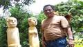 Người giữ hồn tượng nhà mồ Tây Nguyên