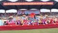 Lễ mít tinh kỷ niệm 40 năm Ngày giải phóng Thừa Thiên-Huế