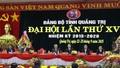 Thủ tướng Nguyễn Tấn Dũng tham dự Đại hội Đảng bộ Quảng Trị