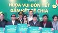 CarlsBerg Việt Nam trao quà tết tại TP.Huế
