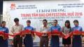Khai trương Trung tâm thông tin Báo chí Festival Huế 2016