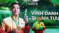 Xạ thủ Hoàng Xuân Vinh làm Đại sứ thương hiệu Carls Berg tại Việt Nam