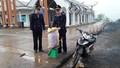 Quảng Trị: Đối tượng nghi mang thuốc bom vứt xe bỏ chạy