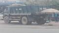 Nam thanh niên bán áo quần dạo tử vong dưới gầm xe tải