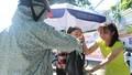 Bạn trẻ Huế chung tay 'giải cứu' bí đỏ cho nông dân Đắk Lắk