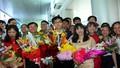 Nồng nhiệt chào đón chủ nhân HCV Olympic Sinh học quốc tế