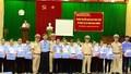 Tổ chức tuyên truyền pháp luật về ATGT cho học sinh trường THPT