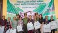 Carlsberg Việt Nam hướng về đồng bào Miền trung