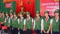 Huế lập Điểm cảnh giới đường sắt Cựu Chiến binh - Khăn quàng đỏ