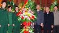 Huế: Bộ chỉ huy quân sự tỉnh thăm, chúc mừng Toà Tổng Giám mục Giáo phận Huế