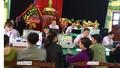NHCSXH huyện Quảng Trạch đẩy mạnh công tác giải ngân tại điểm giao dịch xã