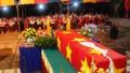 Công việc thầm lặng mà thiêng liêng trên đất bạn Lào