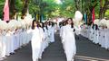 Chủ tịch tỉnh Thừa Thiên- Huế kêu gọi giáo viên, học sinh mặc áo dài
