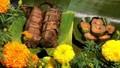 Bánh tét trong ngày Tết của người Nam Bộ