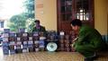 Liên tiếp bắt giữ 2 vụ pháo lậu với trọng lượng gần 152kg ở vùng biên Quảng Trị