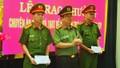 Quảng Trị: Khen thưởng lực lượng triệt phá thành công 2 chuyên án ma túy lớn