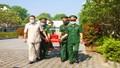 Đón 16 hài cốt cùng 1 mộ liệt sĩ tại Lào về an nghỉ trên đất mẹ